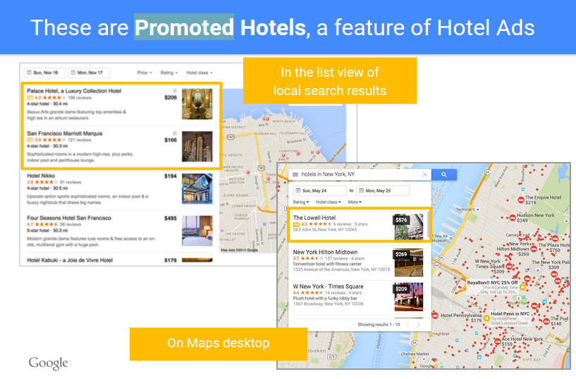 annunci promoted hotels