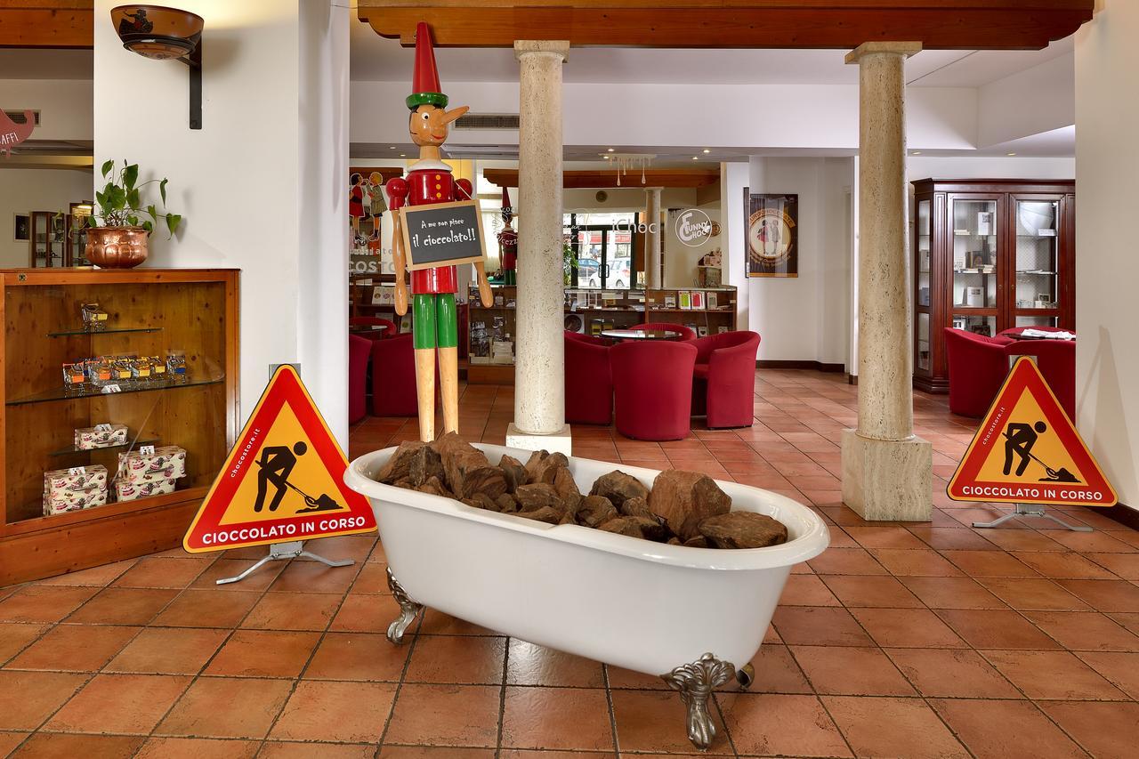 Etruscan Chocohotel - Perugia