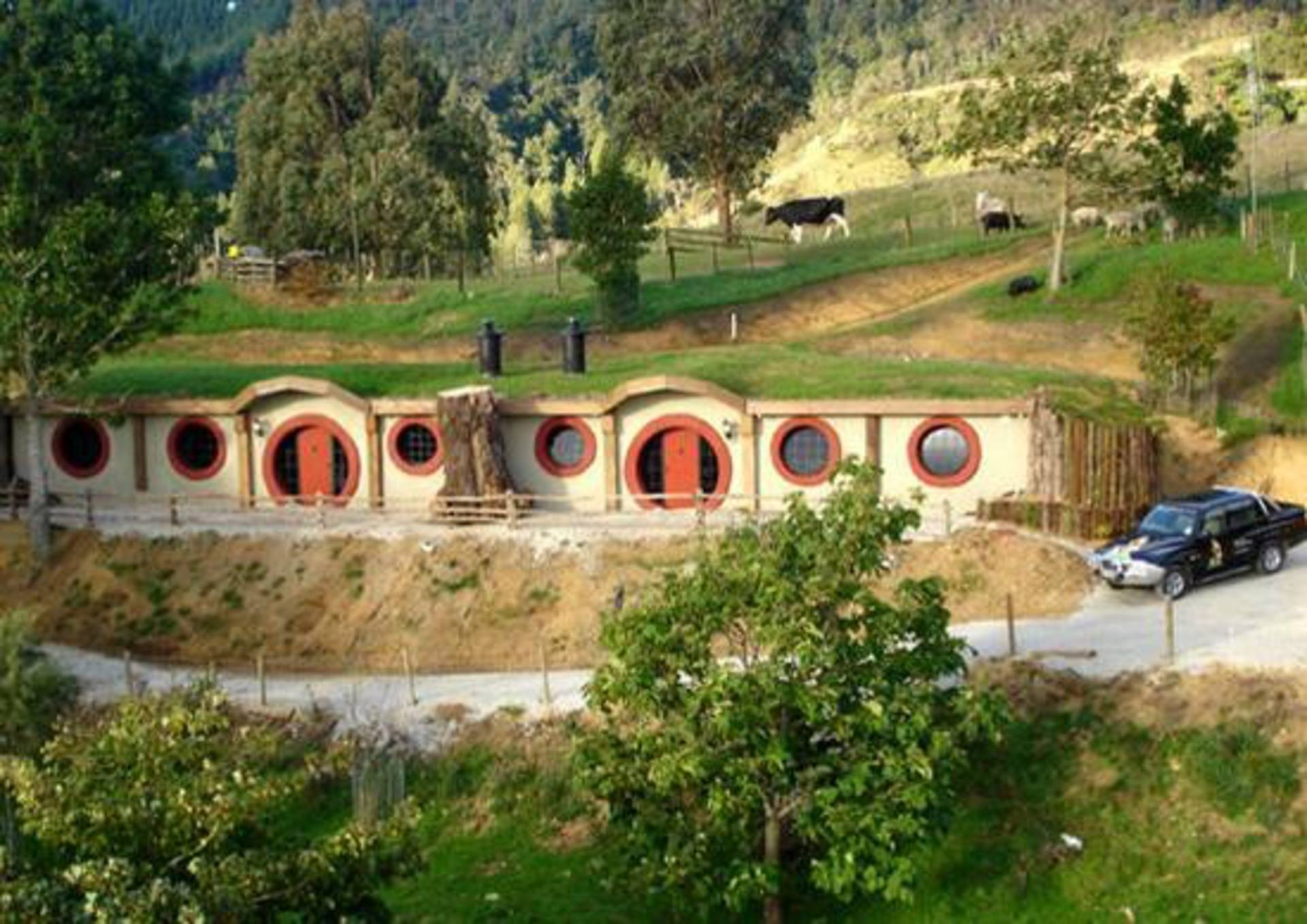 Hobbit Motel- Nuova Zelanda