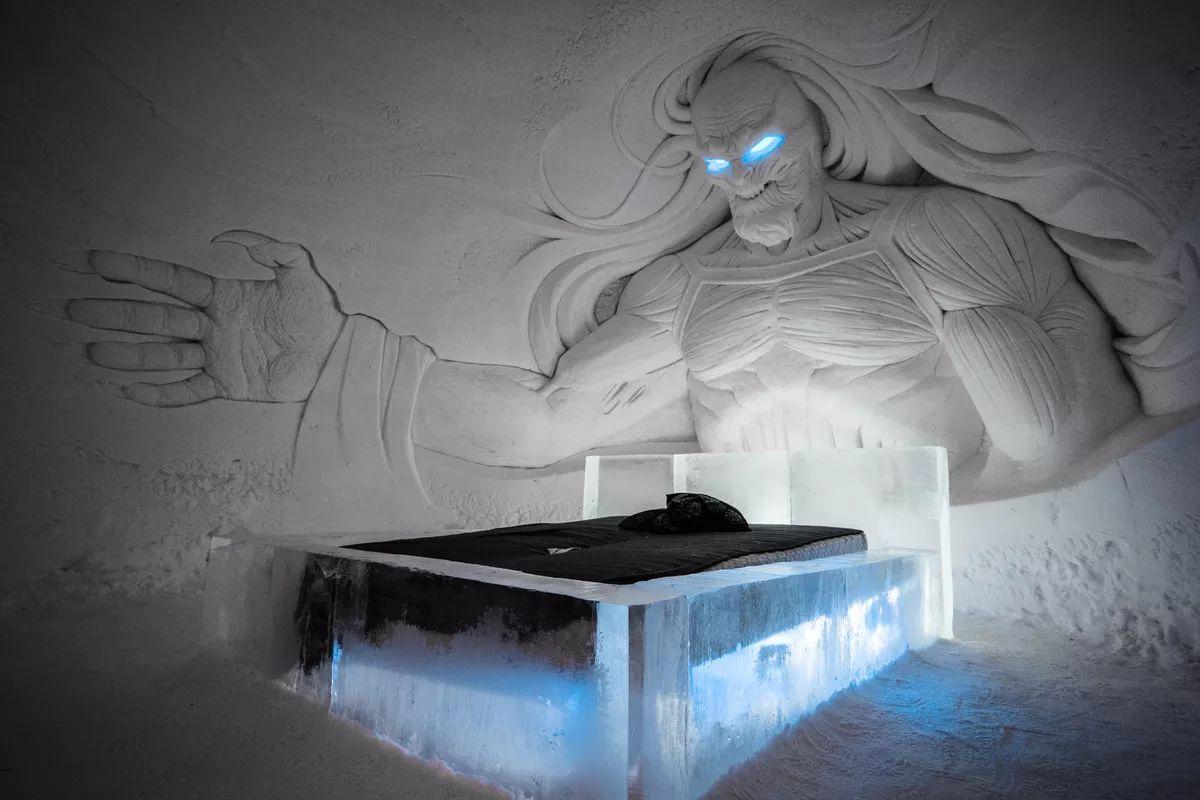 Ice Hotel - Finlandia