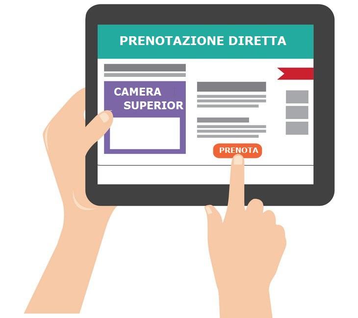 prenotazioni dirette online